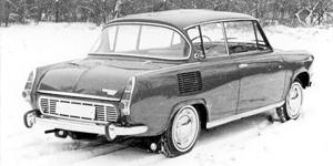 Škoda 1000 MB/1100 MBX