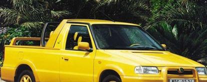 Škoda Felicia Pickup