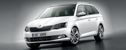 Škoda Fabia Combi III