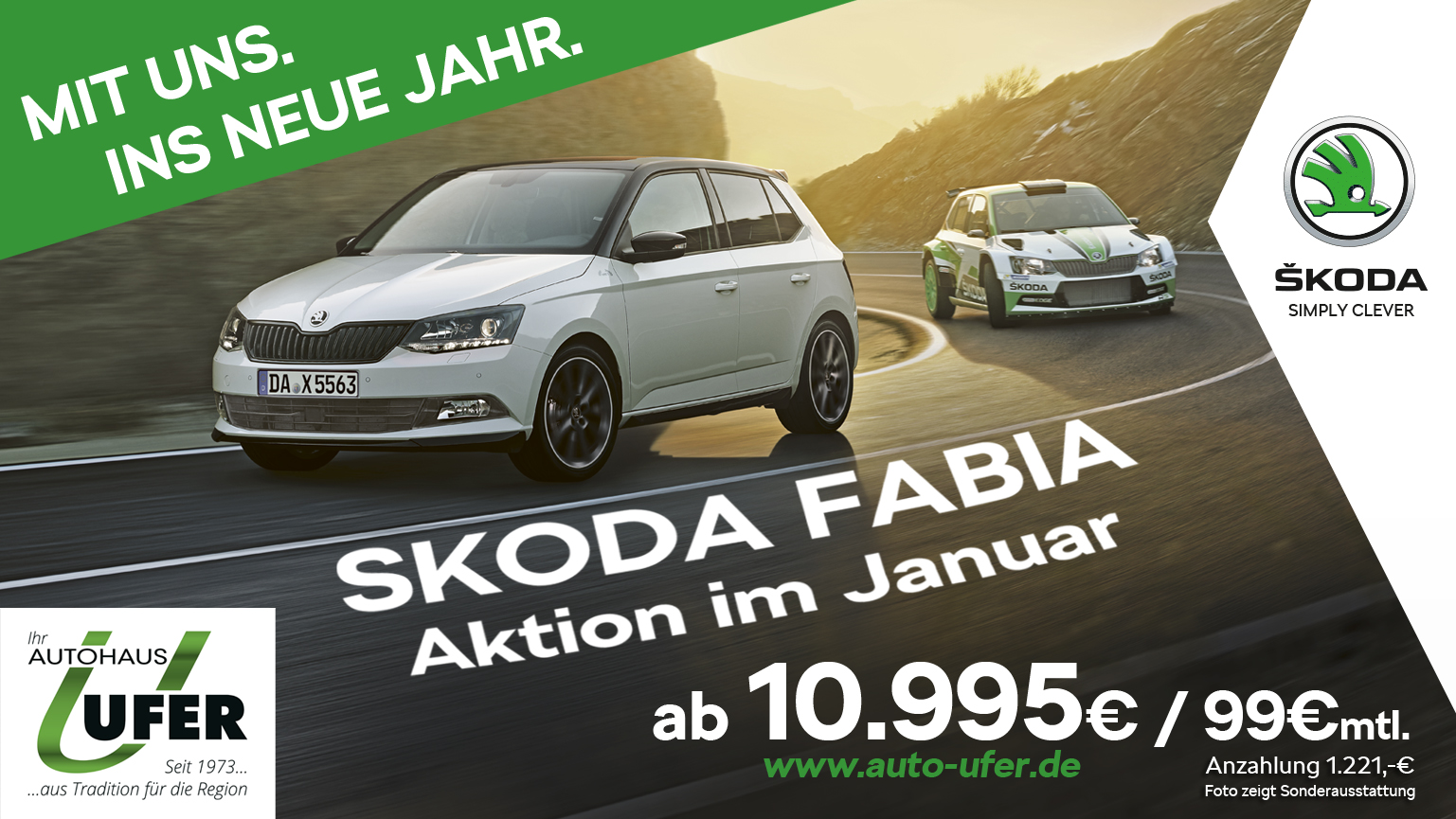skoda fabia 14x autohaus ufer. Black Bedroom Furniture Sets. Home Design Ideas
